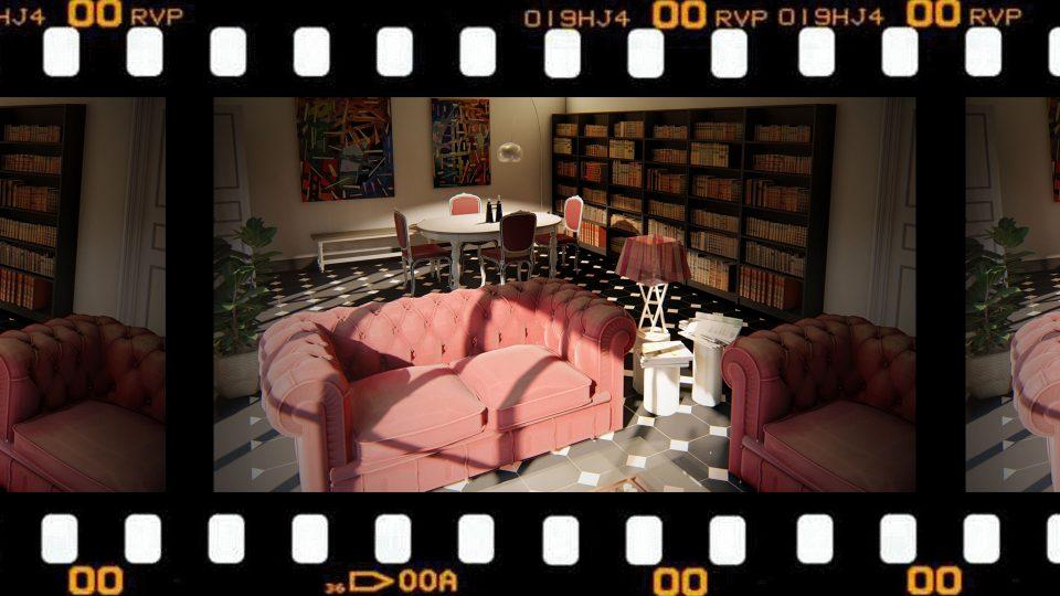 simulazione pellicola